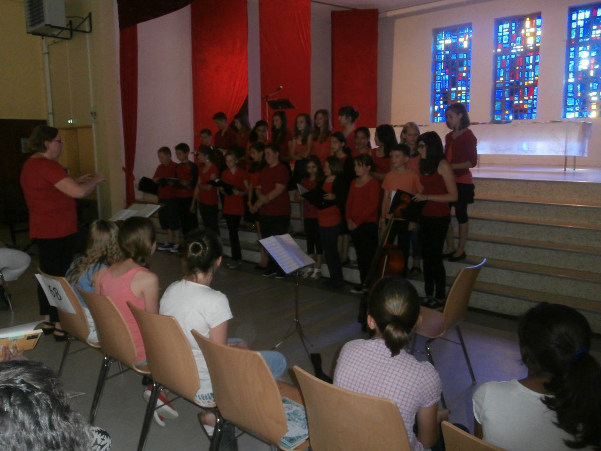 Chorale-College